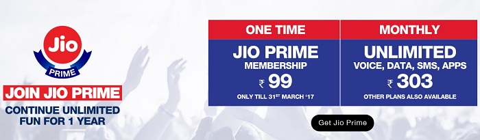 How to get Jio Prime membership in less price?